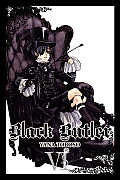 Black Butler volume 6