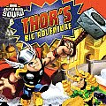 Super Hero Squad Thors Big Adventure