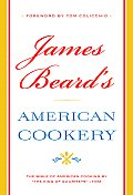 James Beard's American Cookery Cover