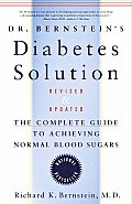 Dr Bernsteins Diabetes Solution Rev Edition Cover