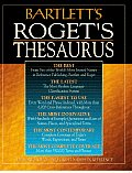 Bartletts Rogets Thesaurus