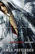 Maximum Ride #8: Nevermore: The Final Maximum Ride Adventure Cover