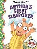 Arthurs First Sleepover An Arthur Adventure