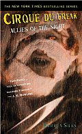 Allies of the Night: Book 8 in the Saga of Darren Shan (Cirque Du Freak: Saga of Darren Shan #08) Cover