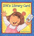 D Ws Library Card