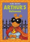 Arthur's Halloween (Arthur Adventures) Cover