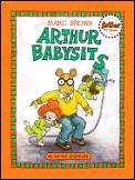 Arthur Babysits An Arthur Adventure