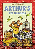 Arthur's Pet Business (Arthur Adventures)