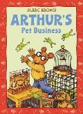 Arthurs Pet Business An Arthur Adventu