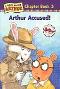 Marc Brown Arthur Chapter Books #5: Arthur Accused!