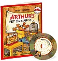 Arthur's Pet Business [With CD]