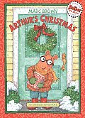 Arthur's Christmas with Book (Arthur Adventures) Cover