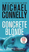 The Concrete Blonde (Large Print)