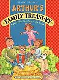 Arthurs Family Treasury Three Arthur Adventures in One Volume