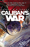 Expanse #2: Caliban's War Cover