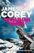 Expanse #1: Leviathan Wakes Cover