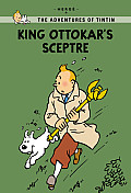 Tintin 08 King Ottokars Sceptre Young Readers Edition