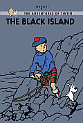 Tintin 07 The Black Island Young Readers Edition