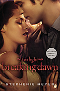 Twilight Saga #4: Breaking Dawn Cover