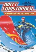 Snowboard Showdown (Matt Christopher Sports Classics)