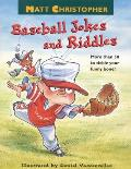 Baseball Jokes and Riddles Cover