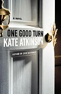One Good Turn: A Novel Cover