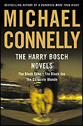 The Harry Bosch Novels: The Black Echo, the Black Ice, the Concrete Blonde Cover