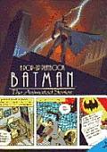 Batman Animated Series A Pop Up Play Book