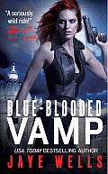 Sabina Kane #05: Blue-Blooded Vamp Cover