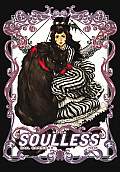 Soulless the Manga #1: Soulless: The Manga, Vol. 1 Cover