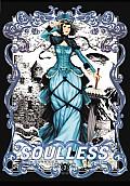 Soulless The Manga Volume 2