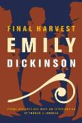 Final Harvest : Emily Dickinson's Poems Cover