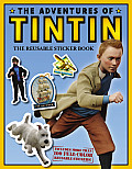The Adventures of Tintin: The Reusable Sticker Book (Adventures of Tintin)