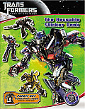 Transformers Dark of the Moon: The Reusable Sticker Book
