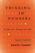 Thinking In Numbers On Life Love Meaning & Math