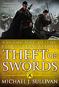 Riyria Revelations #01: Theft of Swords Cover