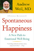 Spontaneous Happiness (Large Print) Cover