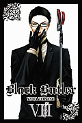 Black Butler #08: Black Butler, Vol. 8 Cover