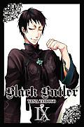Black Butler volume 9