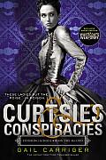 Finishing School 02 Curtsies & Conspiracies