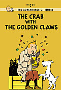 Tintin 09 Crab with the Golden Claws Young Readers Edition
