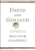 David & Goliath Underdogs Misfits & The Art of Battling Giants