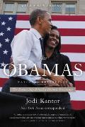 The Obamas (Large Print)
