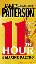 11th Hour (Large Print) (Women's Murder Club) Cover