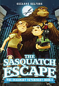 Imaginary Veterinary #01: The Sasquatch Escape