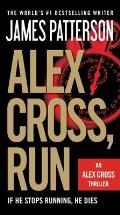 Alex Cross, Run (Large Print) (Alex Cross Novels) Cover