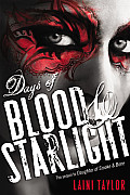 Days of Blood & Starlight (Large Print) Cover