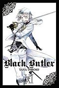 Black Butler Volume 11