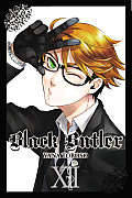 Black Butler #12: Black Butler, Volume 12 Cover