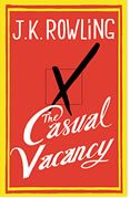 The Casual Vacancy (Large Print) Cover